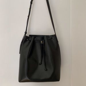 Kelsi Dagger leather bucket bag